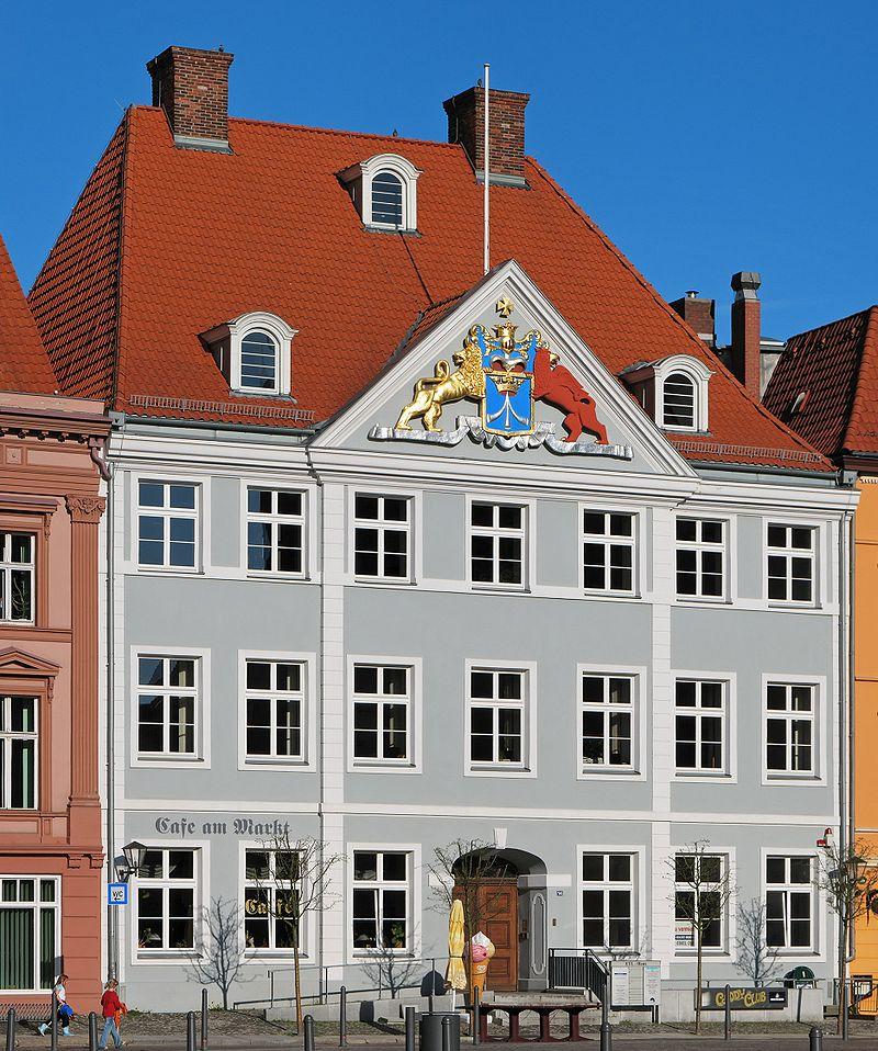 Bild Commandantenhus Stralsund