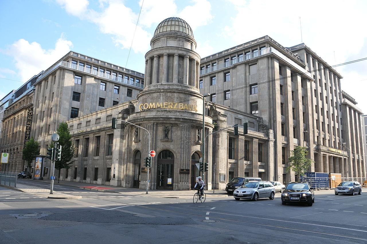 Bild Hauptverwaltungsgebäude des Barmer Bankvereins Düsseldorf