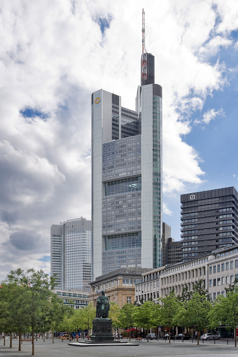 Bild Commerzbank Tower Frankfurt am Main