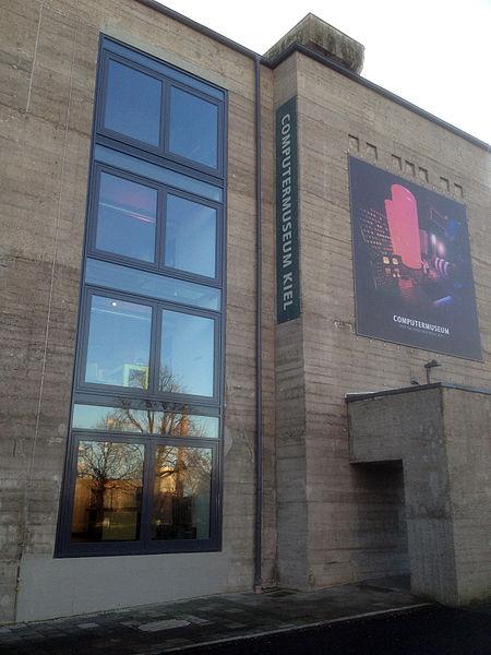 Bild Computermuseum Kiel