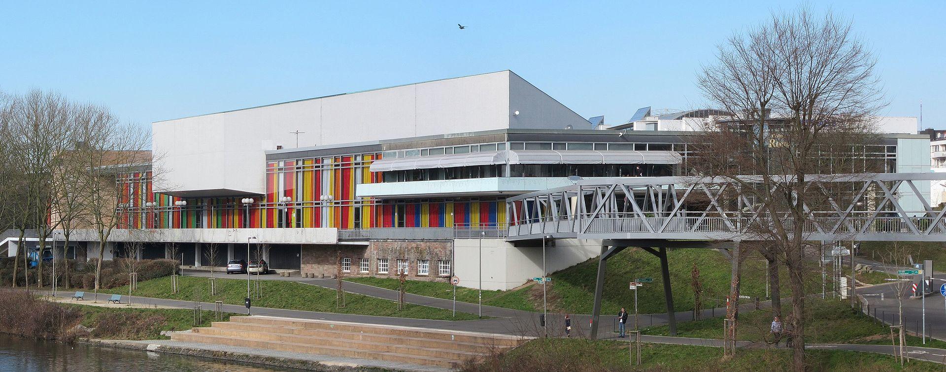 Bild Congresshalle Saarbrücken