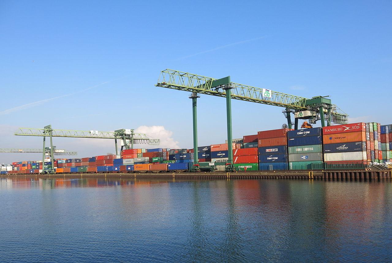 Bild Hafenrundfahrt Dortmund