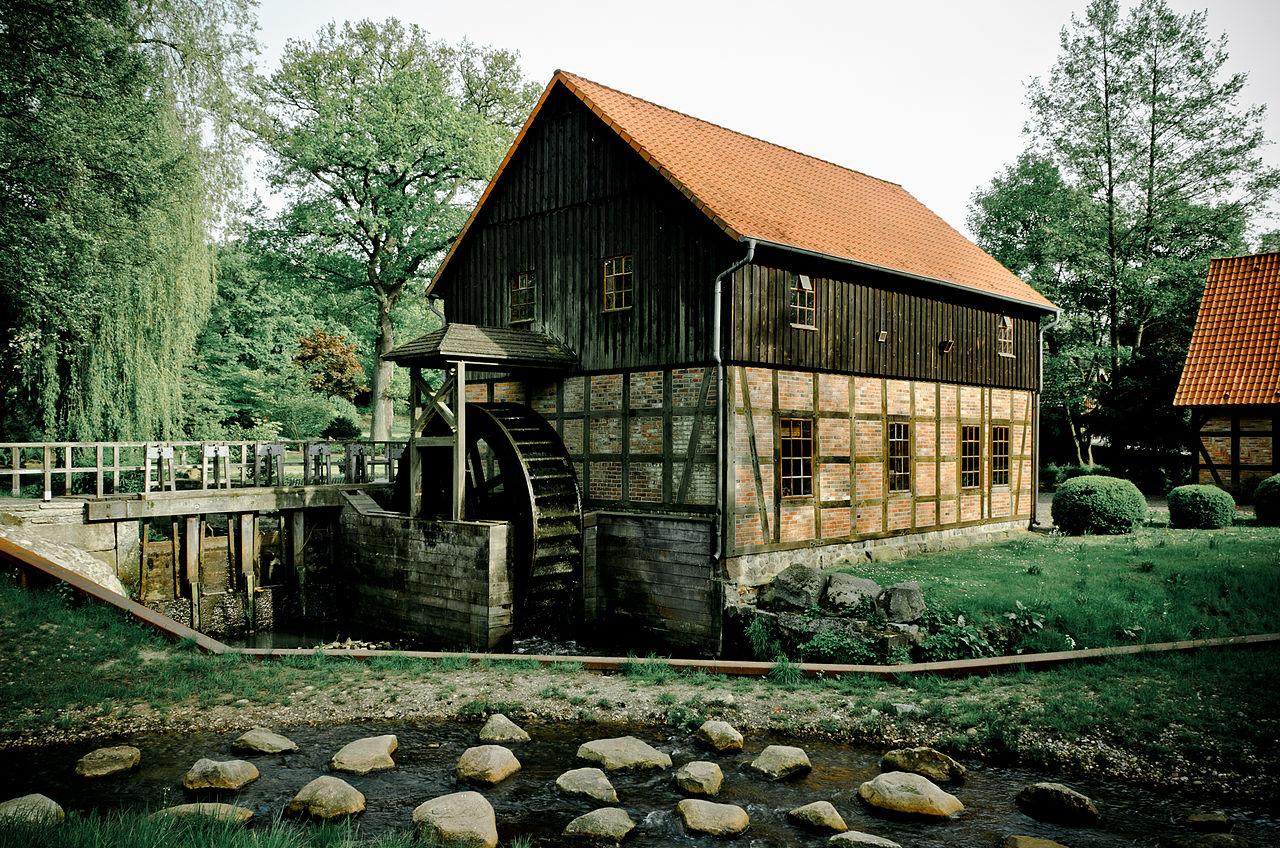 Bild Cordinger Mühle Bomlitz