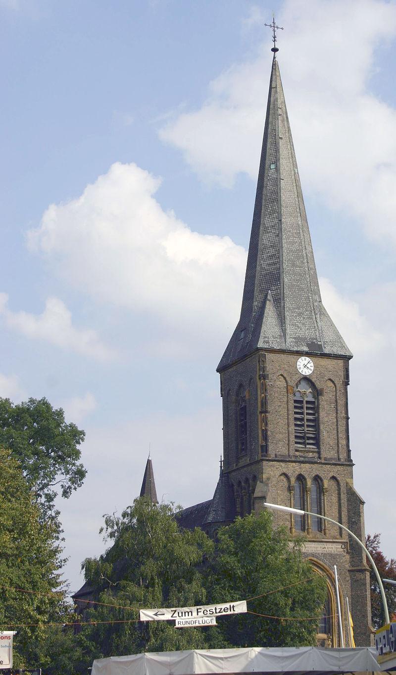 Bild Kirche St. Cornelius und Cyprian Lippborg