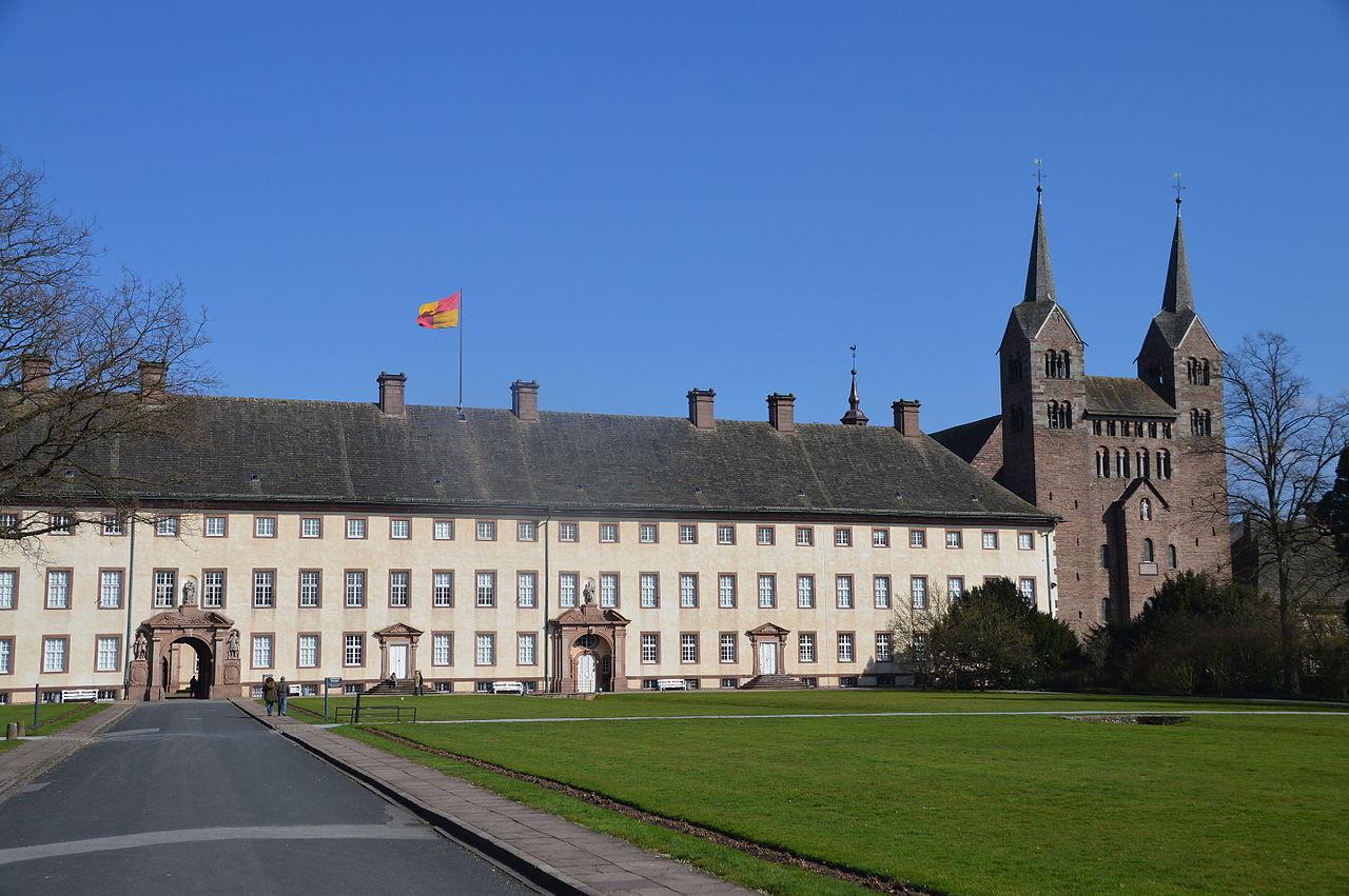 Bild Schloss Corvey Höxter