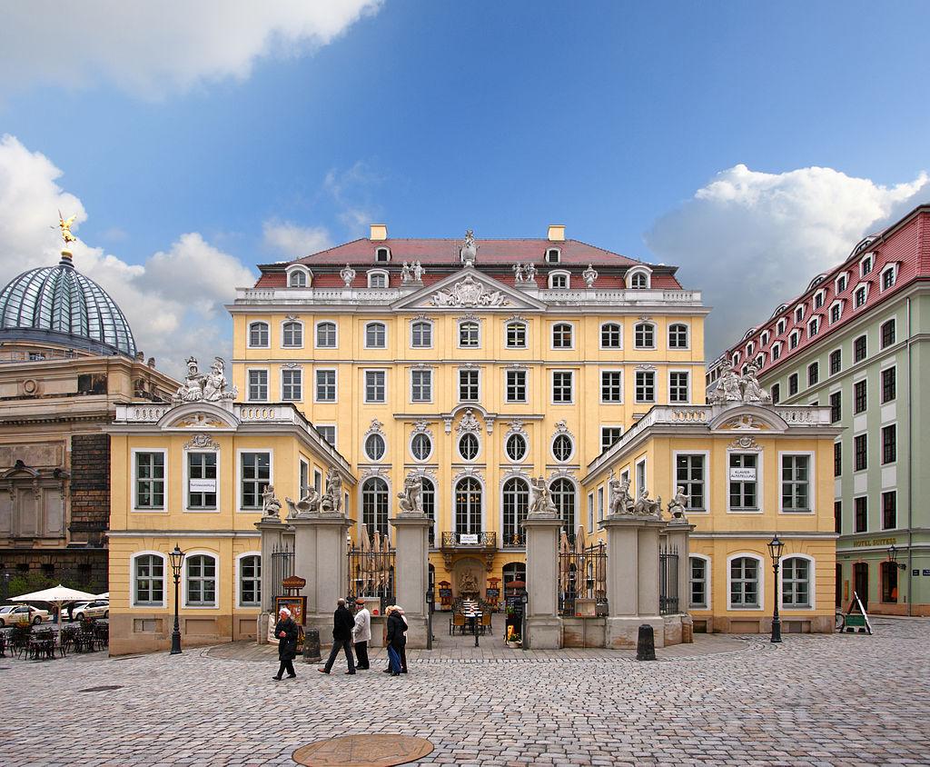 Bild Coselpalais Dresden