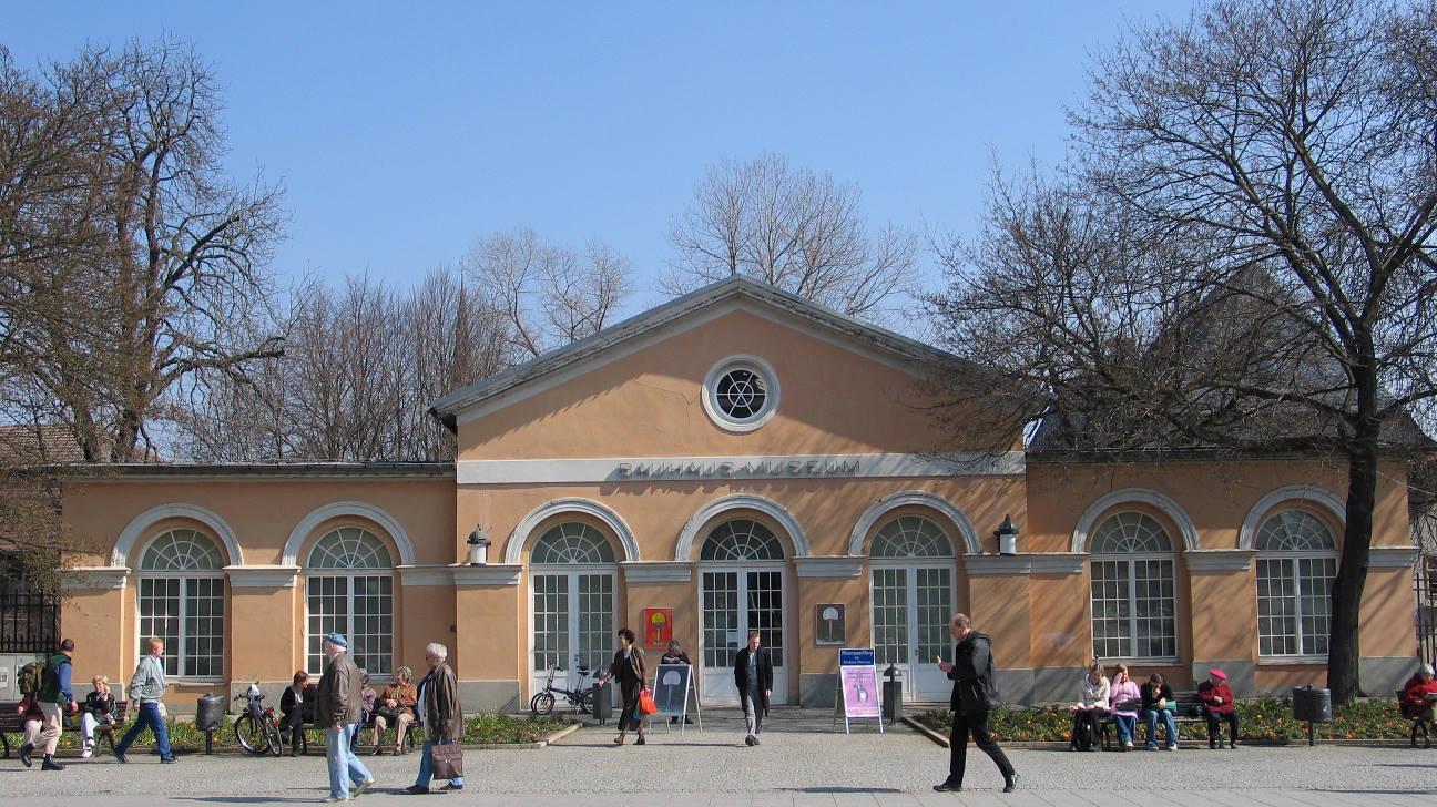 Bild Bauhaus Museum Weimar
