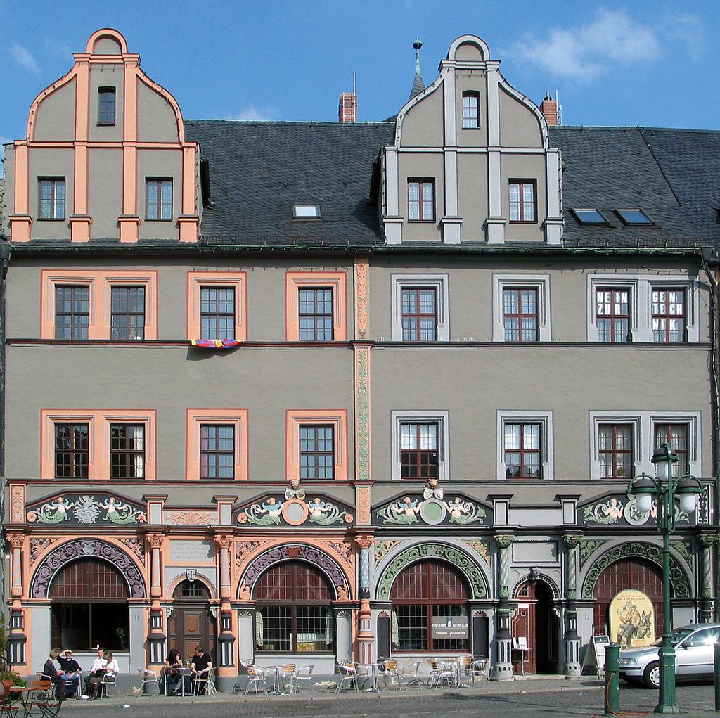Bild Cranachhaus Theater im Gewölbe Weimar