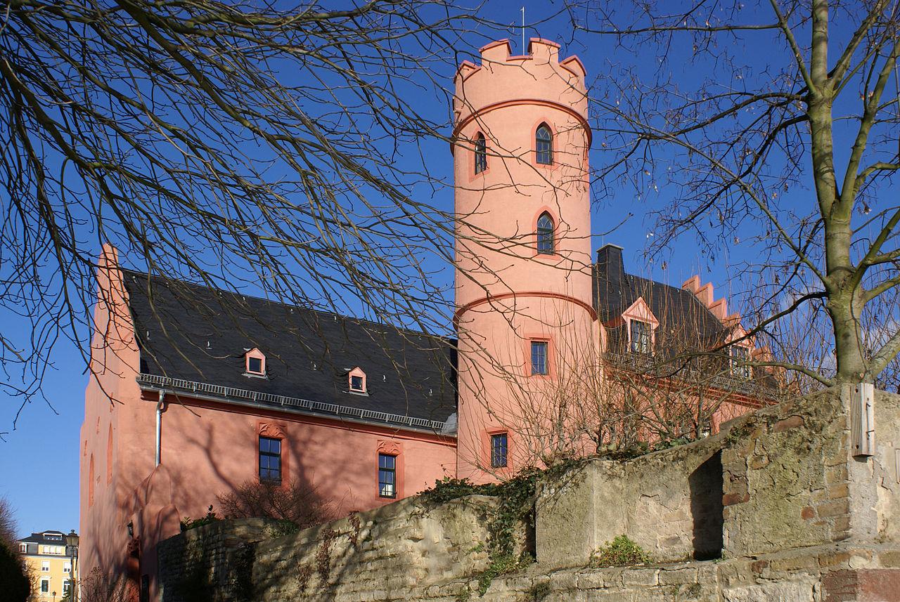 Bild Burg Crass Eltville