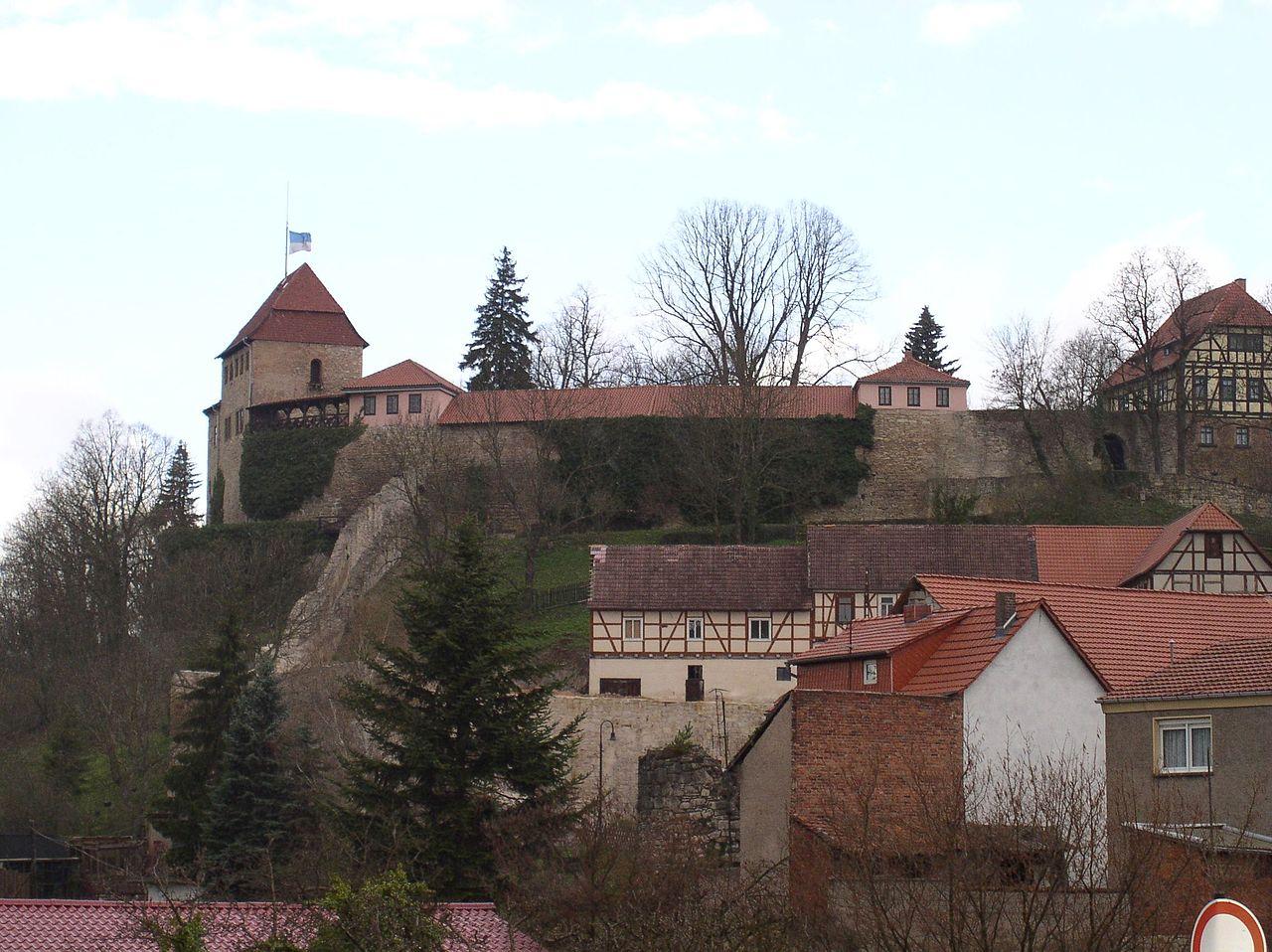 Bild Burg Creuzburg