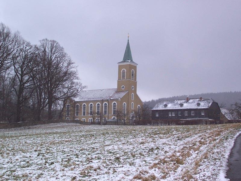 Bild Kirche Crostau