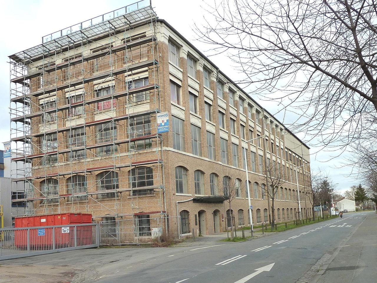 Bild Haus für Industriekultur Darmstadt