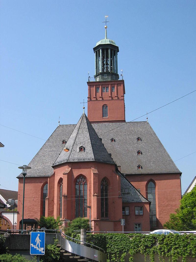 Bild Stadtkirche Darmstadt