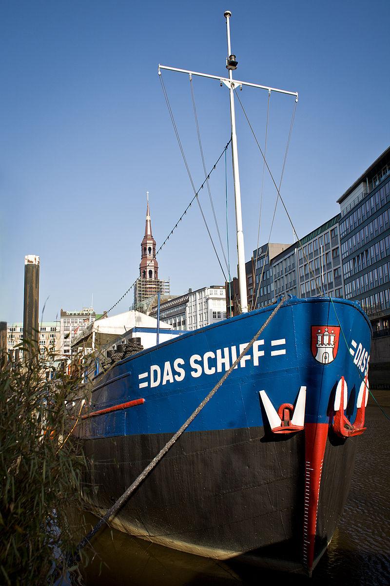 Bild Das Schiff Hamburg