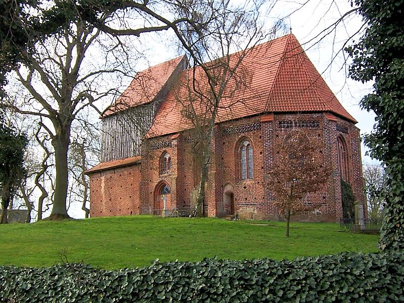 Bild Dorfkirche Dambeck