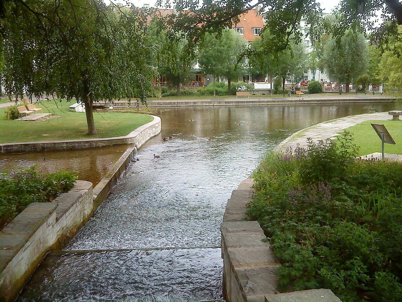 Bild Paderquellgebiet Paderborn