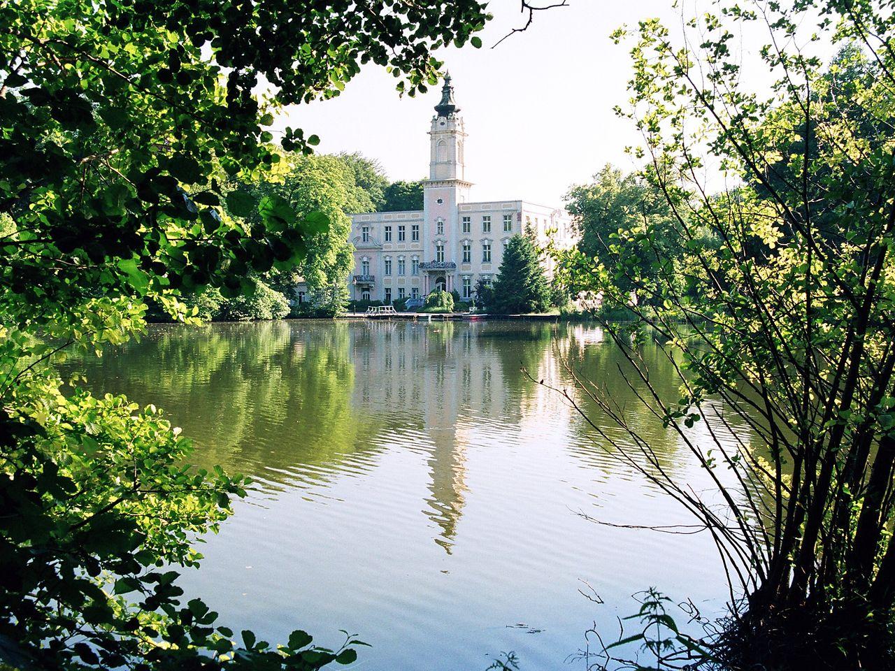 Bild Schloss Dammsmühle