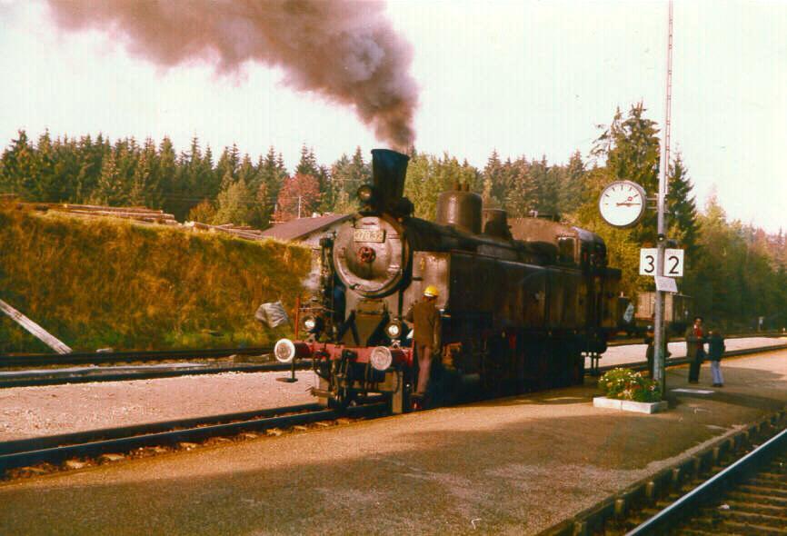 Bild Localbahnmuseum Bayerisch Eisenstein