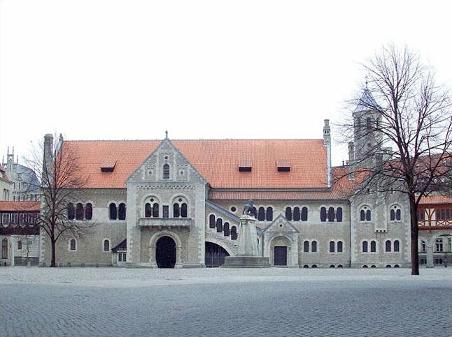Bild Burg Dankwarderode Braunschweig