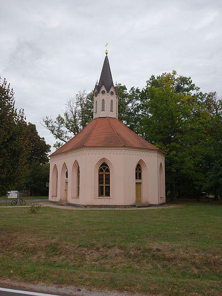 Bild Kirche Dannenwalde