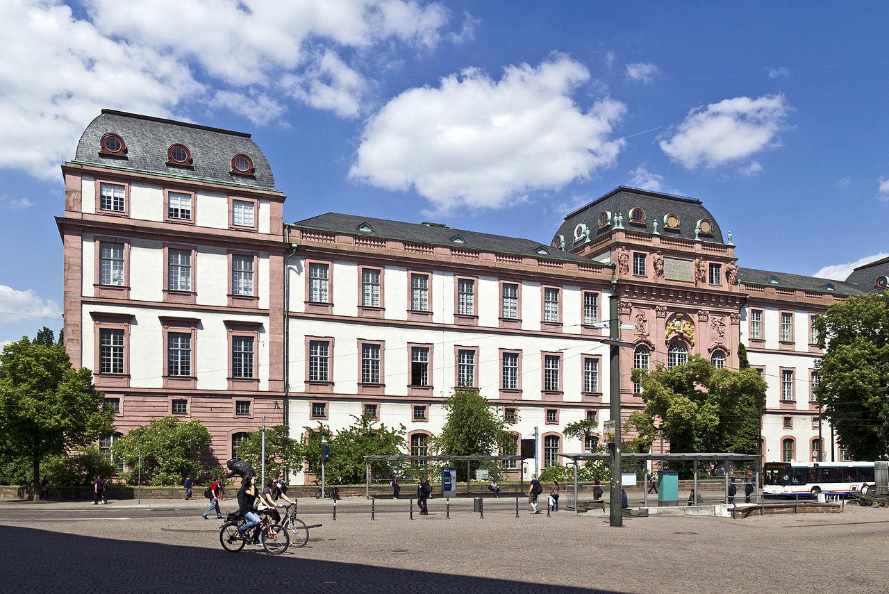 Bild Residenzschloss Darmstadt