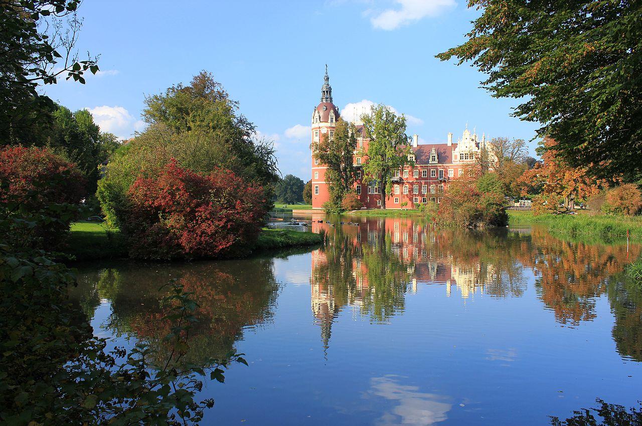 Bild Pückler Park und Schloss Bad Muskau