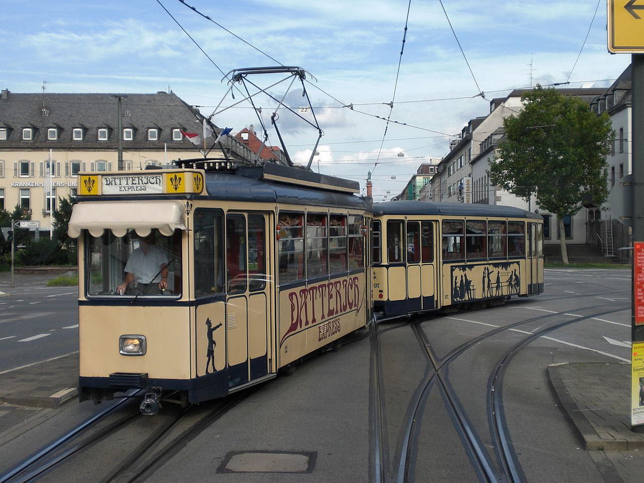 Bild Datterich Express Darmstadt