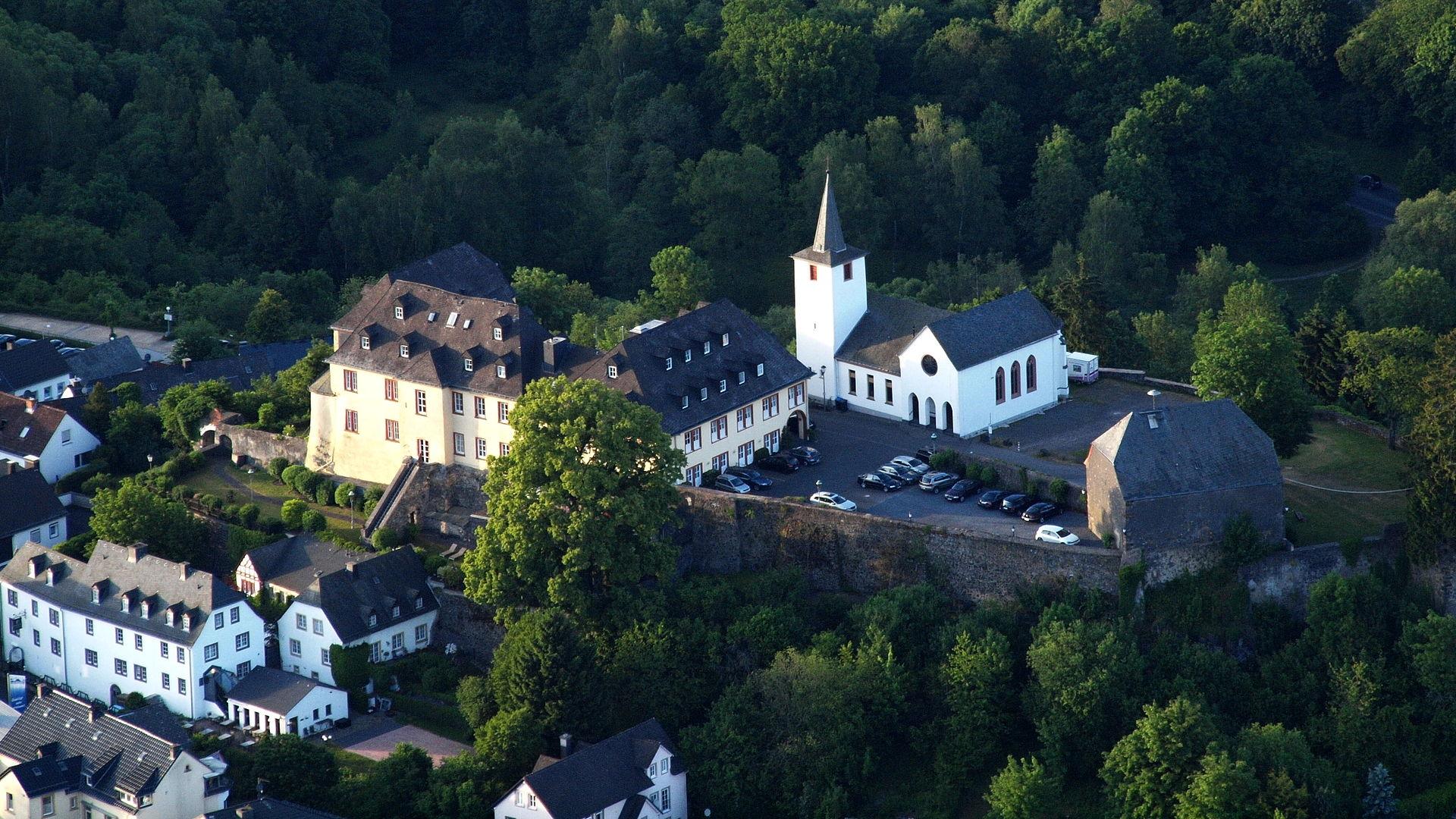 Bild Kurfürstliches Amtshaus Daun
