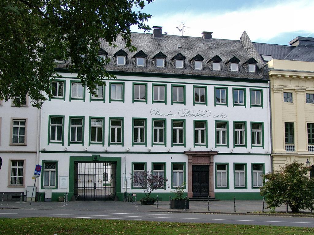 Bild Deinhard Stammhaus Koblenz
