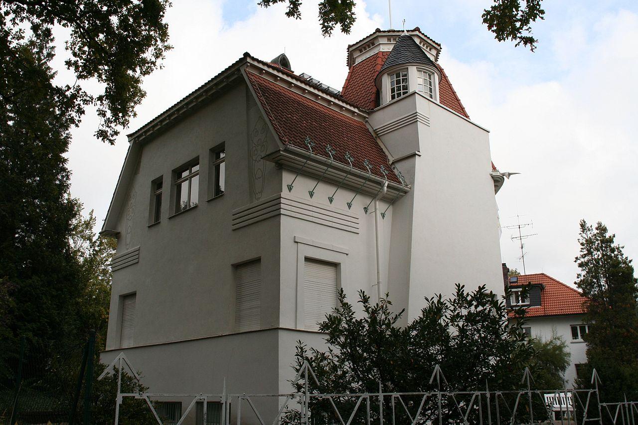 Bild Haus Deiters Darmstadt