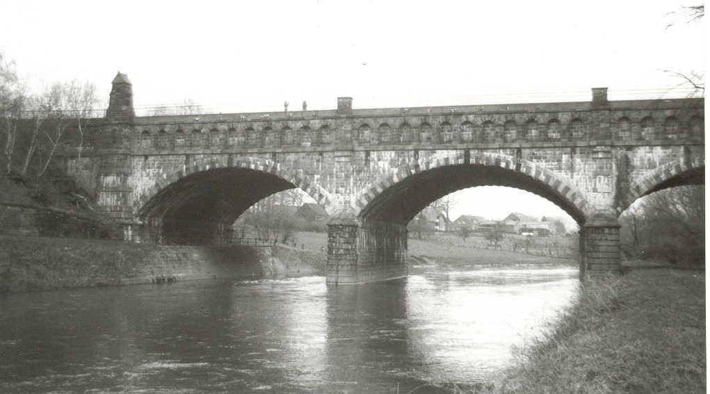 Bild Kanalbrücke Alte Fahrt