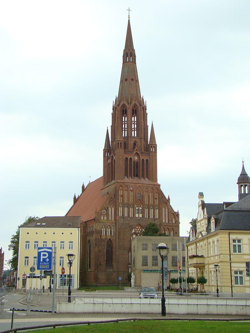 Bild Kirche St. Bartholomaei Demmin