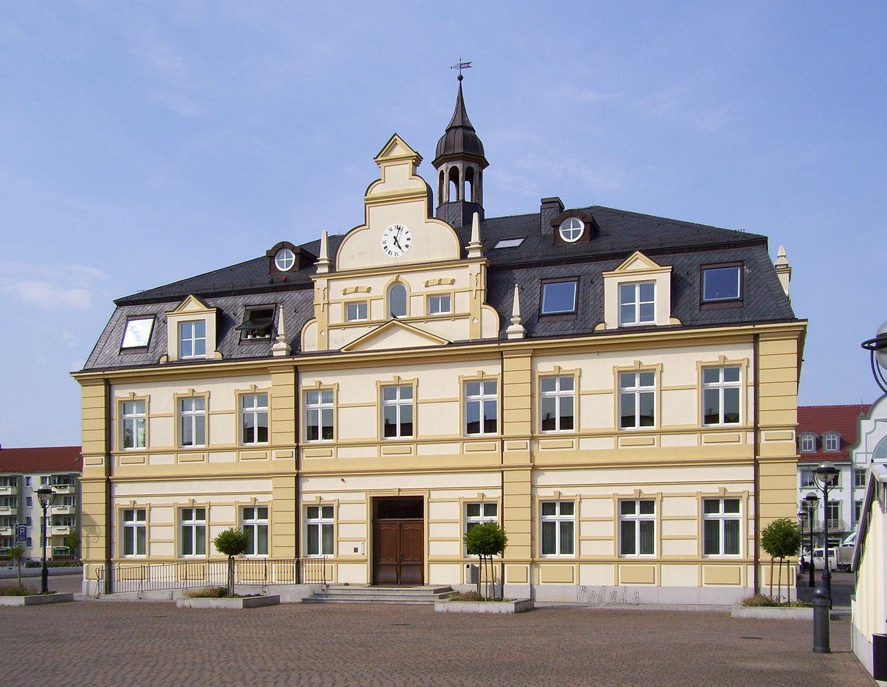 Bild Rathaus Demmin