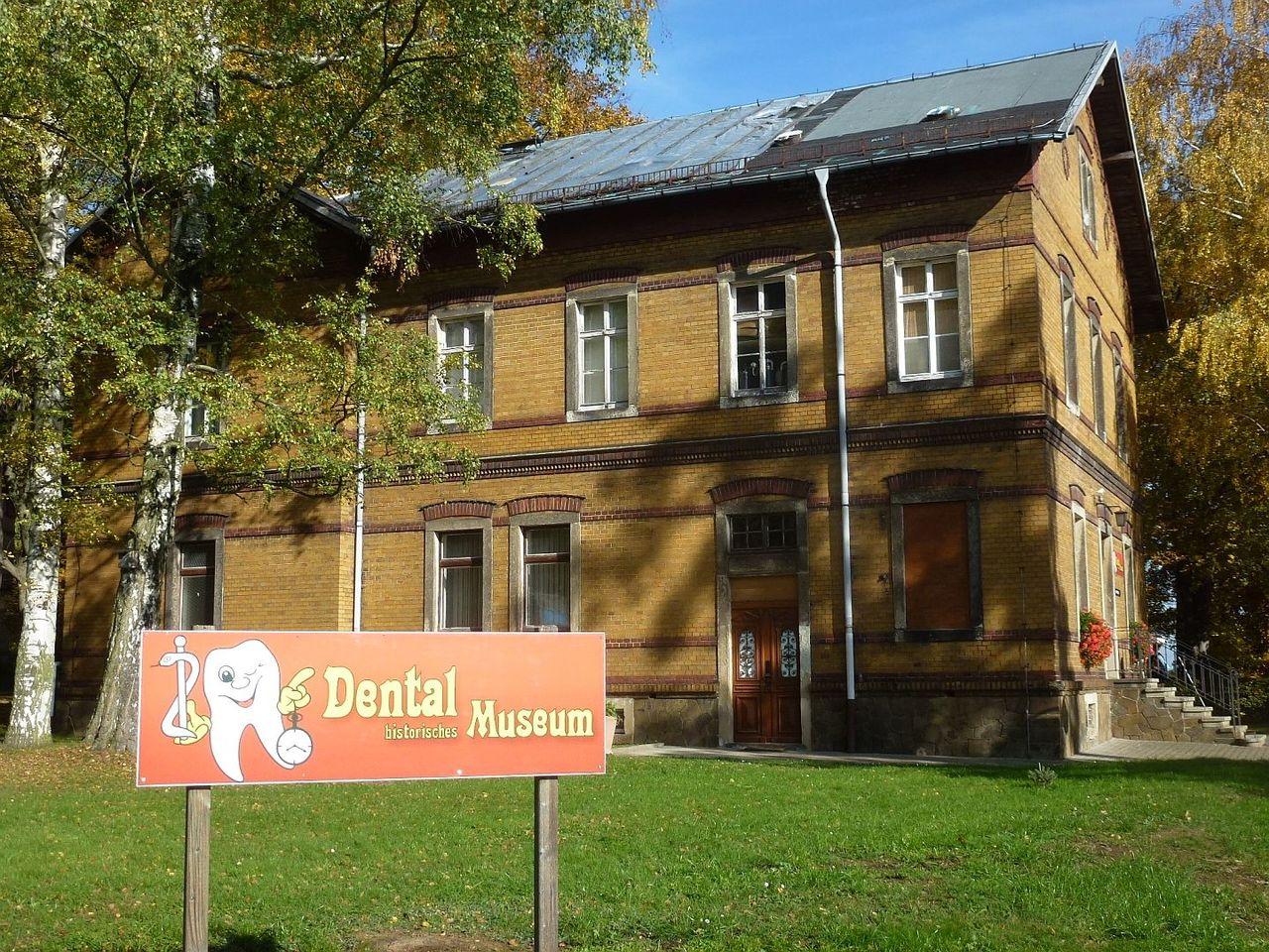 Bild Dentalhistorisches Museum Colditz