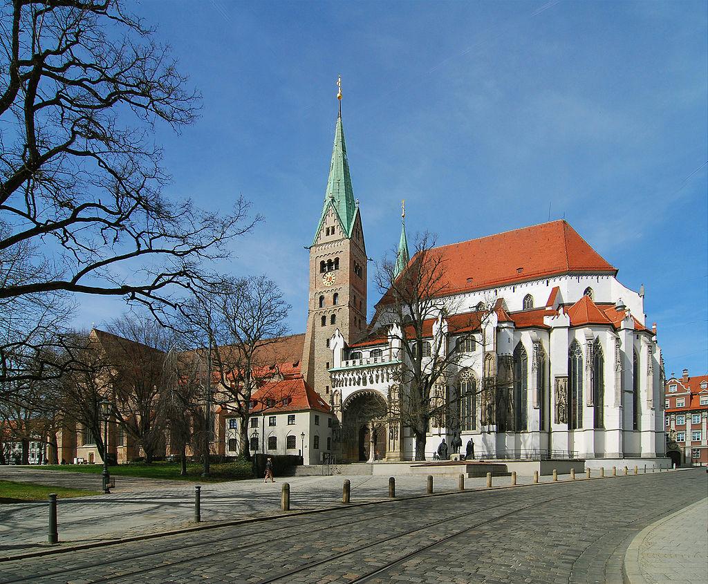 Bild Augsburger Dom