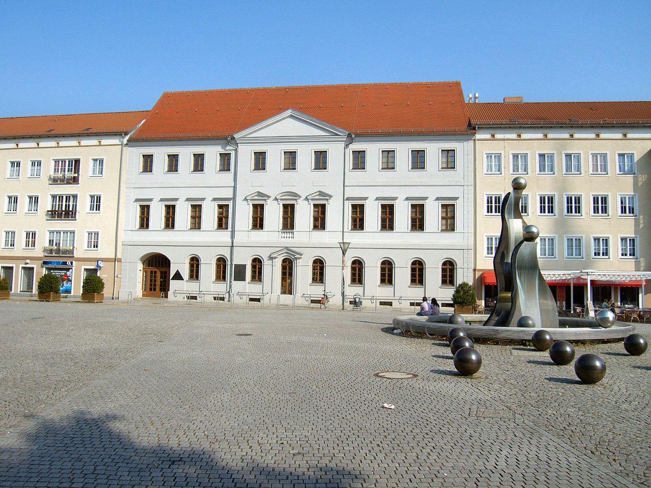 Bild Anhaltische Landesbücherei Dessau