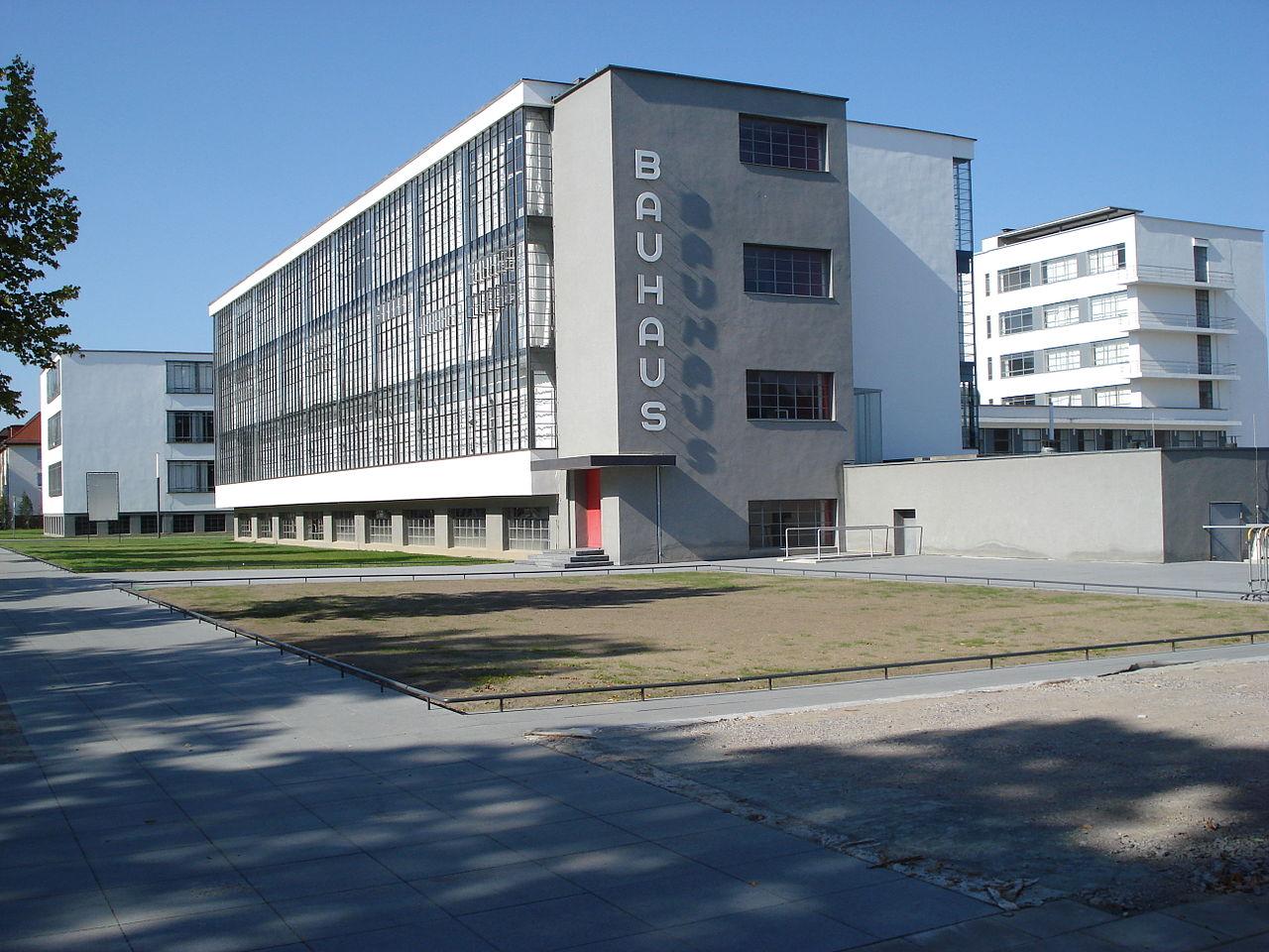 Bauhaus Oranienburg orte der bauhaus architektur