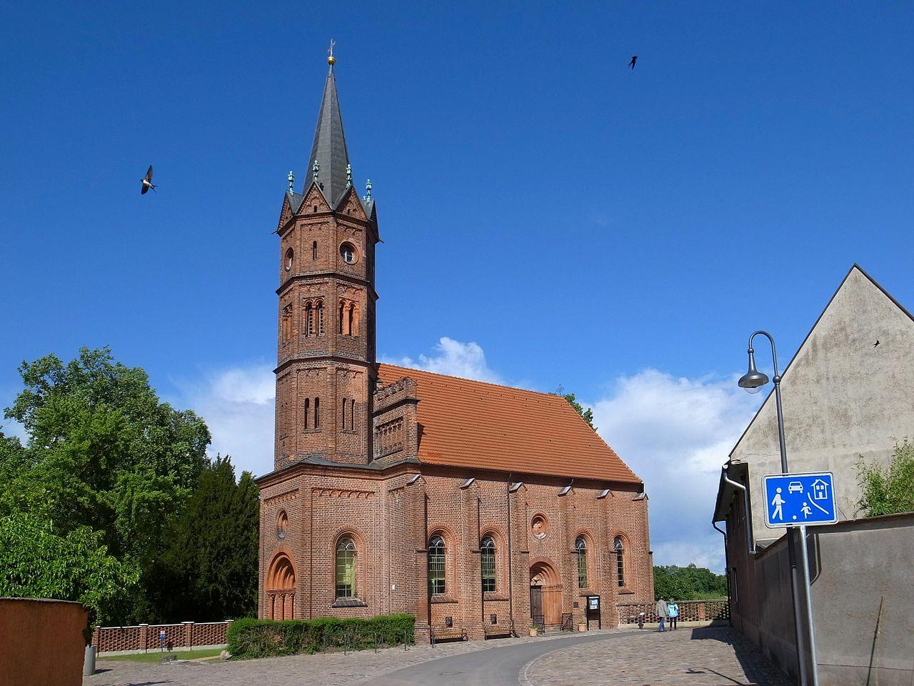 Bild Kirche Dessau Großkühnau