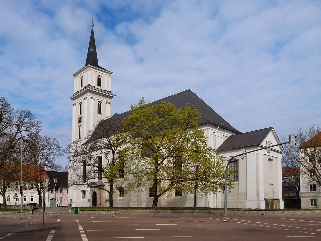 Bild Johanniskirche Dessau