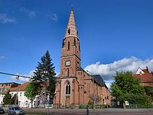 Bild Kirche St. Peter und Paul Dessau