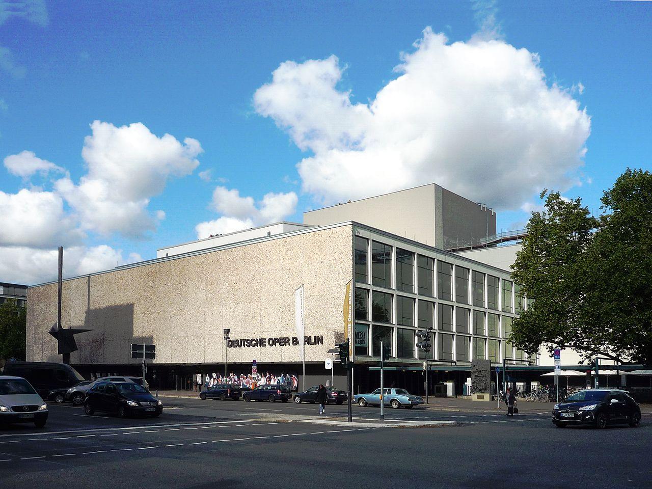 Bild Deutsche Oper Berlin
