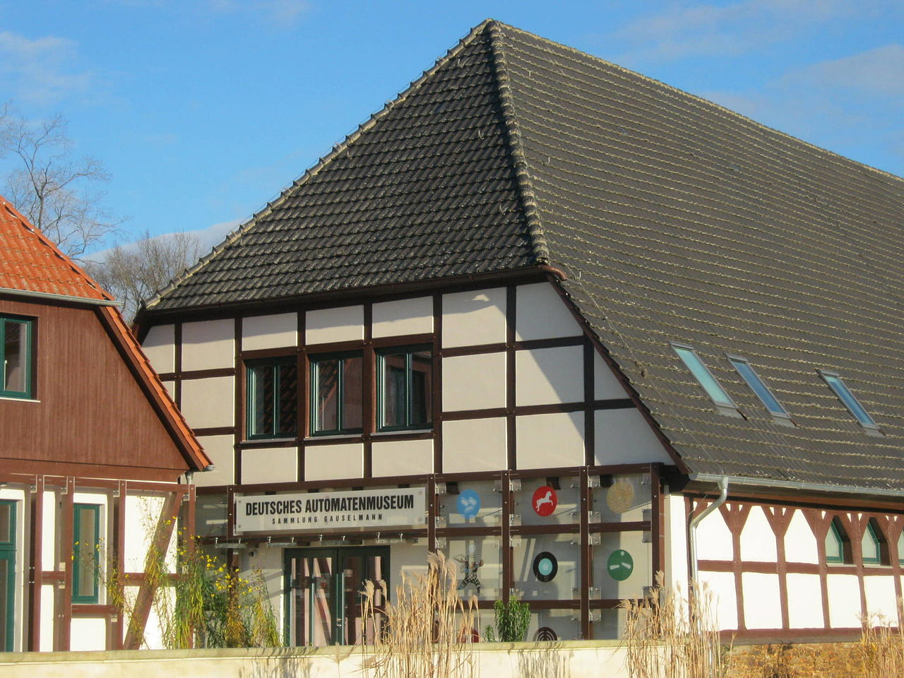 Bild Deutsches Automatenmuseum Espelkamp