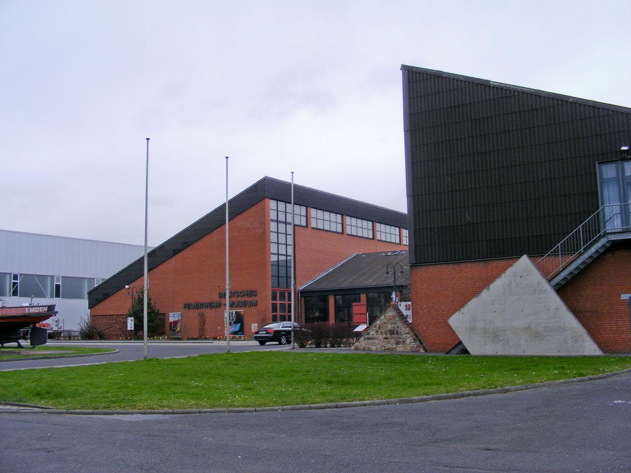 Bild Deutsches Feuerwehr Museum Fulda