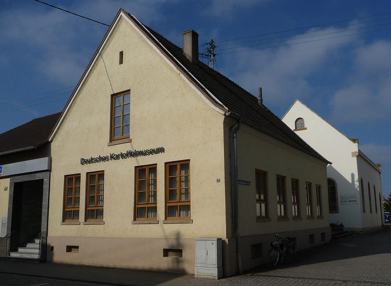 Bild Deutsches Kartoffelmuseum Fußgönheim