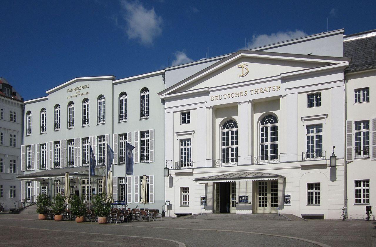 Bild Deutsches Theater Berlin