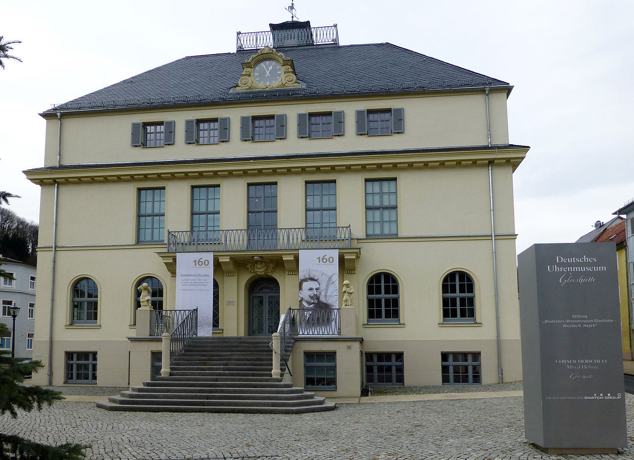 Bild Deutsches Uhrenmuseum Glashütte
