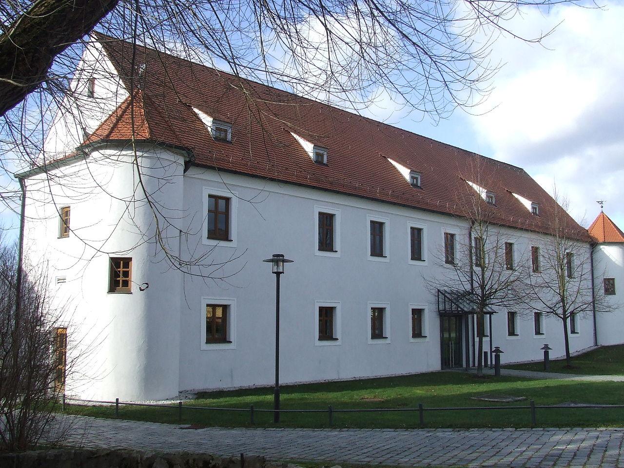 Bild Deutschordensschloss Postbauer Heng