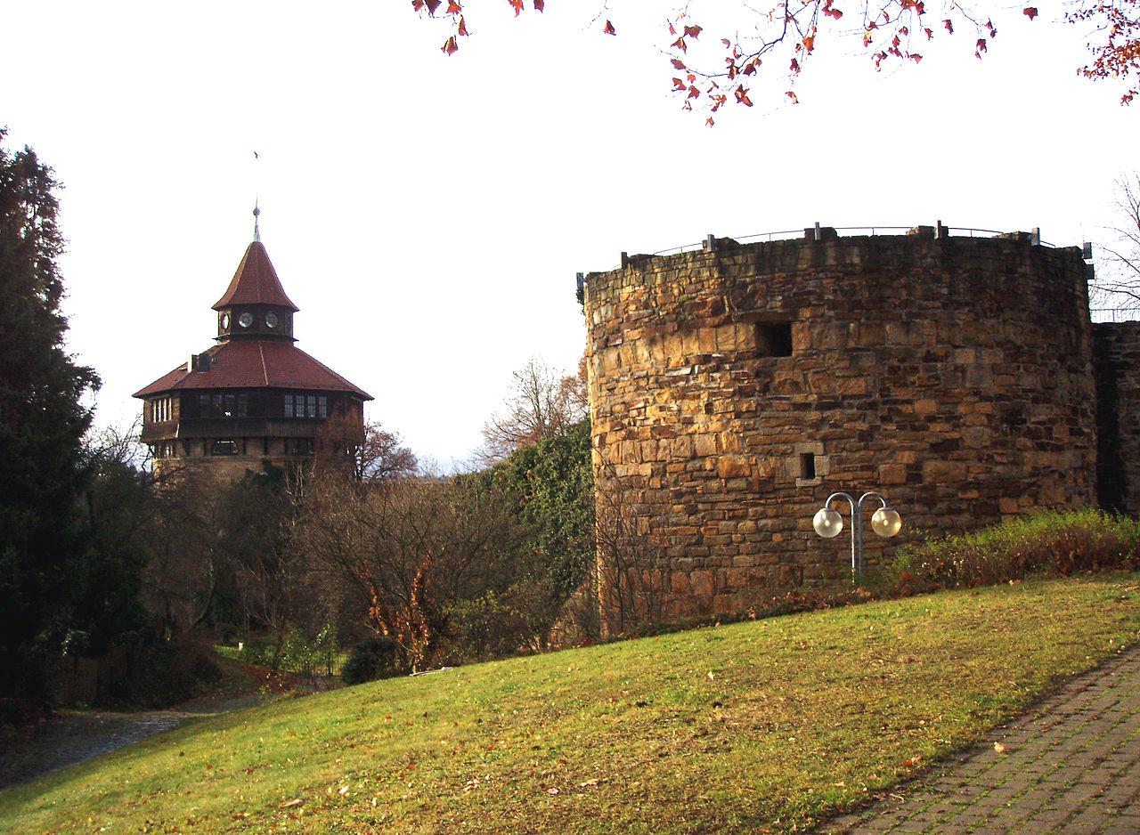Bild Esslinger Burg