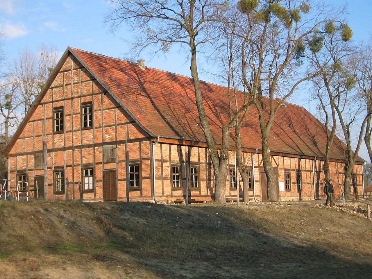 Bild Museumsdorf Baruther Glashütte