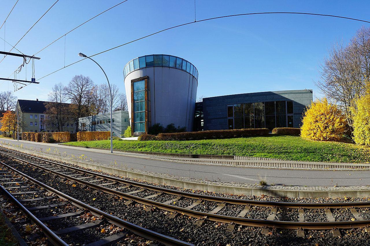 Bild Neue Synagoge Chemnitz